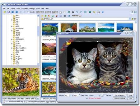 FastStone Image Viewer 4.0 Final + rus