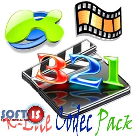 Кодеки для Windows 7 K-Lite Codec Pack 8.1