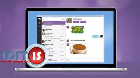 Viber для Windows (русская версия)