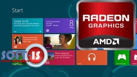 AMD Catalyst Windows 8