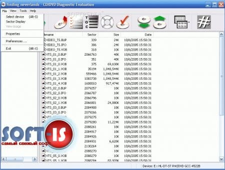 CD/DVD Diagnostic 3.1