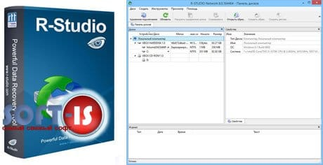 R-Studio 8.0 Network Edition RePack by KpoJIuK