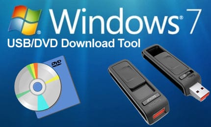 Windows 7 Download Tool (USB/DVD)