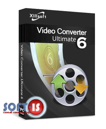 Xilisoft Video Converter Ultimate 6.5.2 + ключ