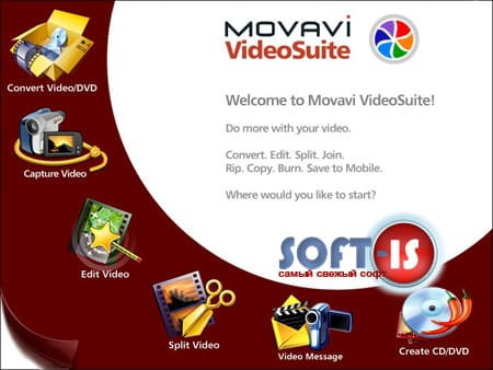 Movavi Video Suite 9 Rus